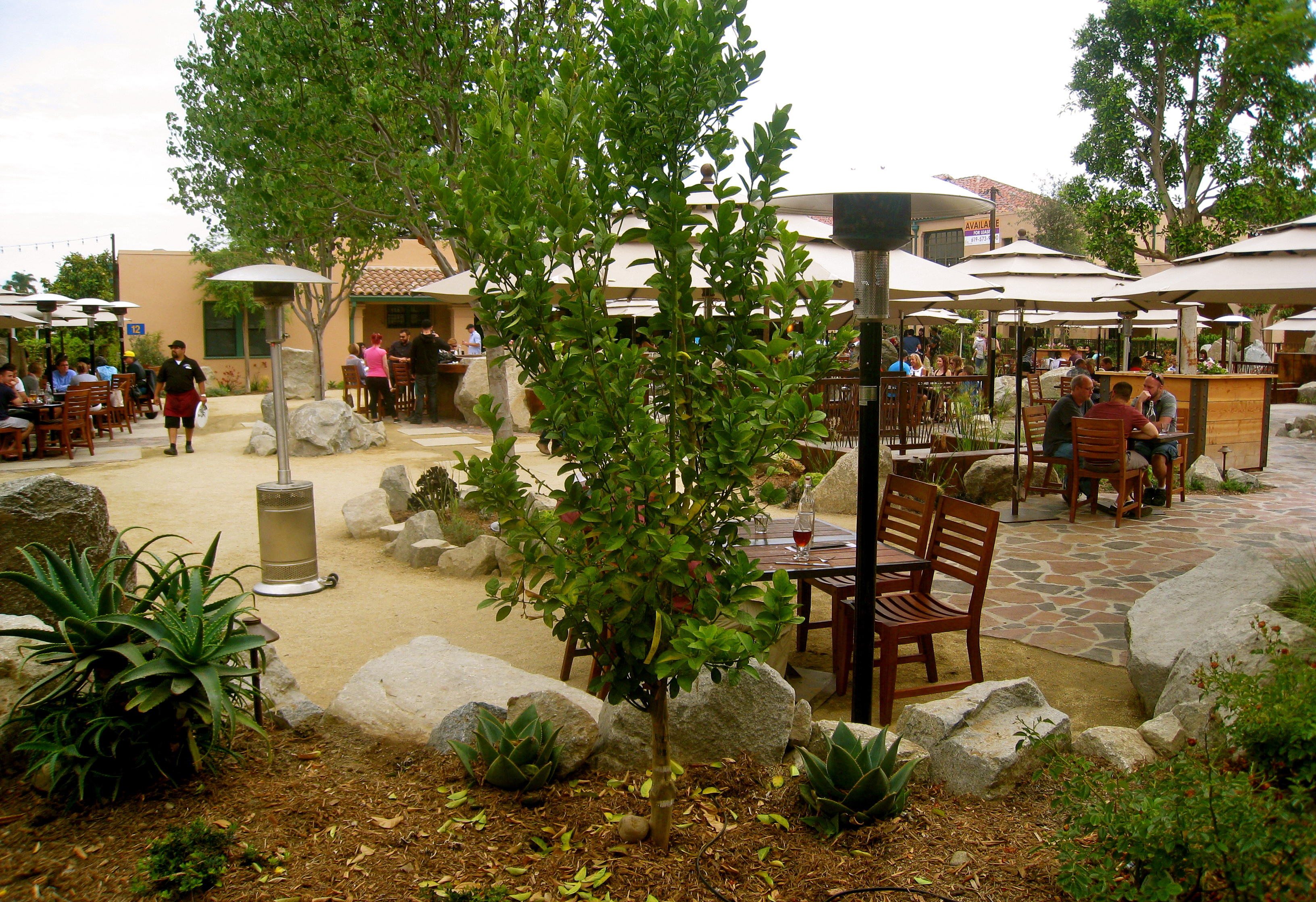 Stone Brewing World Bistro And Gardens At Liberty Station San Diego Regenerativehomes